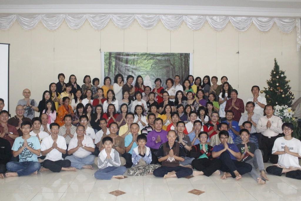 Dhamma Camp 21-23 Desember 2013 bersama Bp. Selamat Rodjali, GW, Tretes